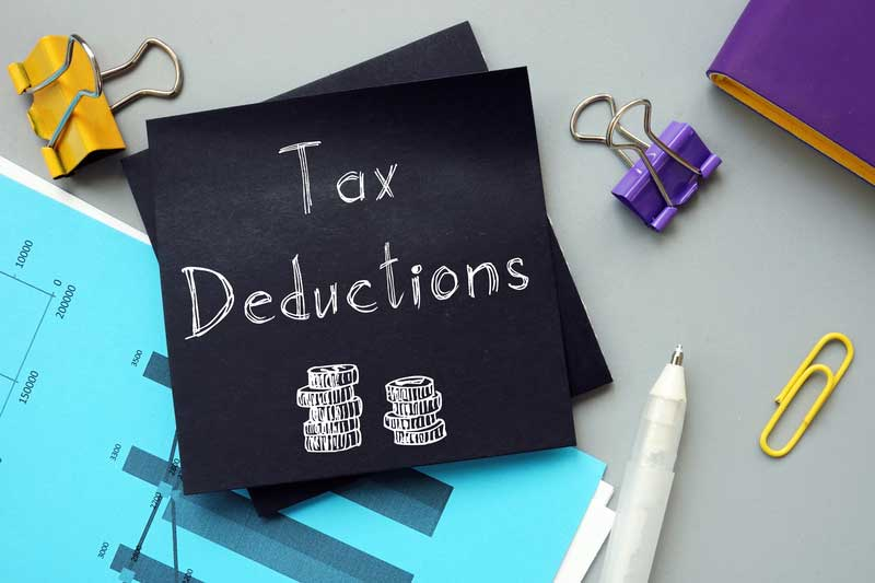 15 Small Business Tax Deductions